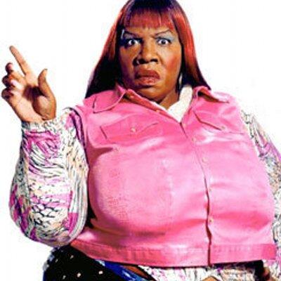 Rachet black woman