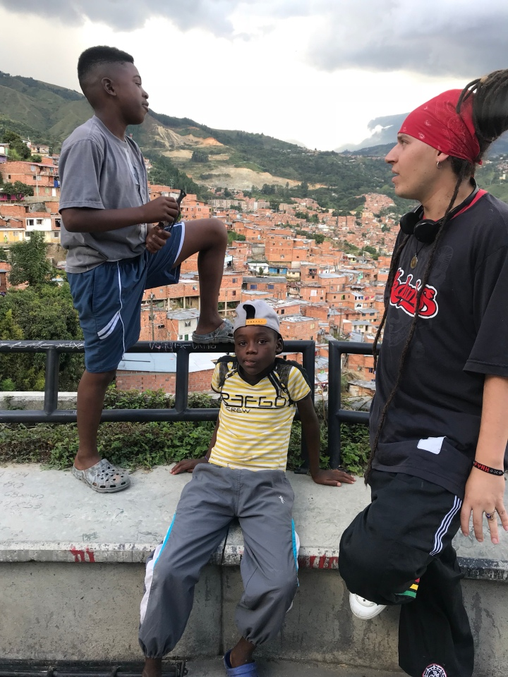 Colombian Chronicles: Medellin