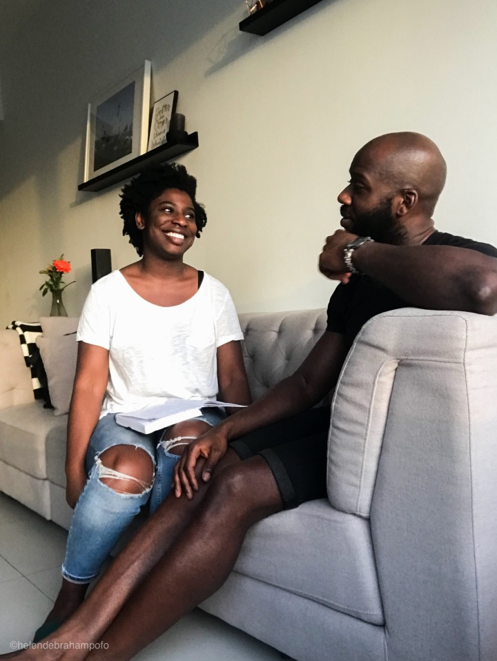 How my Husband Honestly Feels about My Natural Hair Journey – Part 3